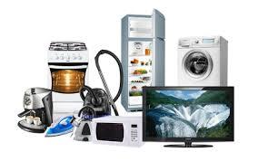 Крупная и мелкая бытовая техника, кухонная техника, климатическое оборудование