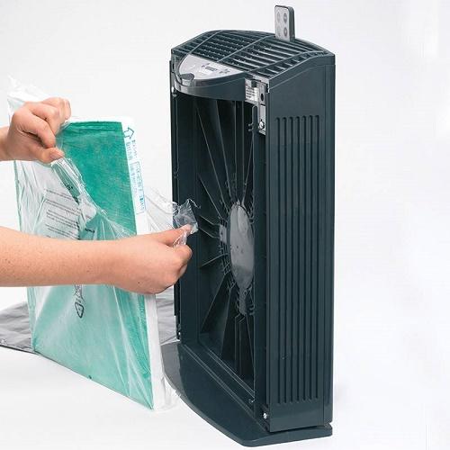 Очиститель с Hepa-фильтром